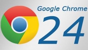 google chrome 24