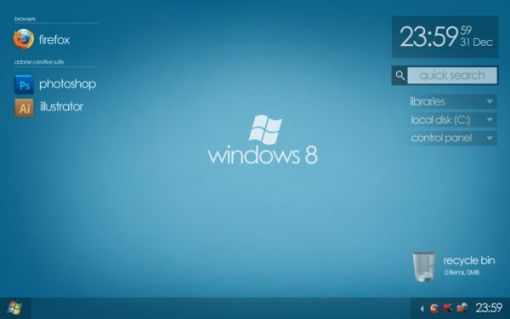 Windows 8 Embedded version