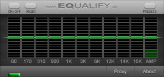 Spotify browser equalizer | What are the best Spotify equalizer