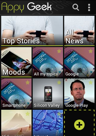 appy geek tech news app
