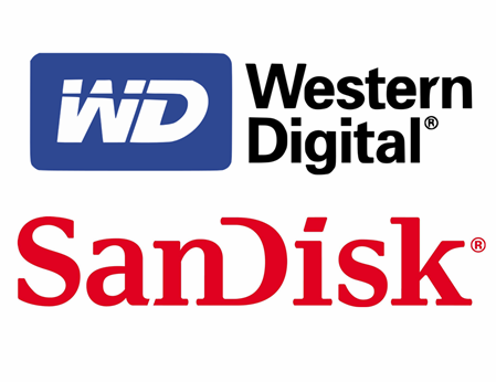Western Digital and SanDisk