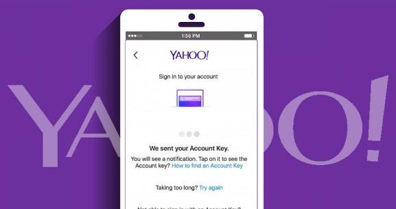 yahoo account keys