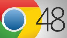 Google Chrome 48
