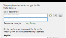Fort File Encryption