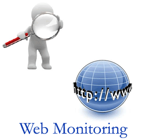 web monitoring