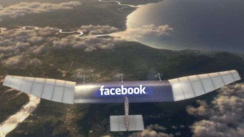 Facebook connectivity Lab wants to bring Internet to everyone using drones