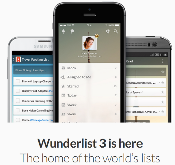 Wunderlist 3 is now available