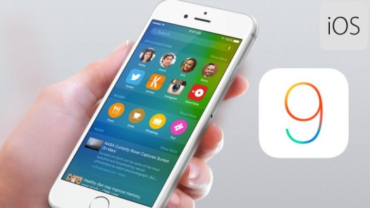 Advantages that brings iOS 9 to iPhone 6 Plus